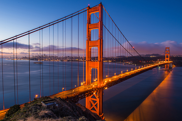 Attractions and Places to Visit in California