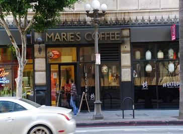 Marie's Coffee Deli